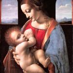 Madonna Litta by Leonardo da Vinci