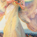 The Angel of the Birds by Franz Dvorak