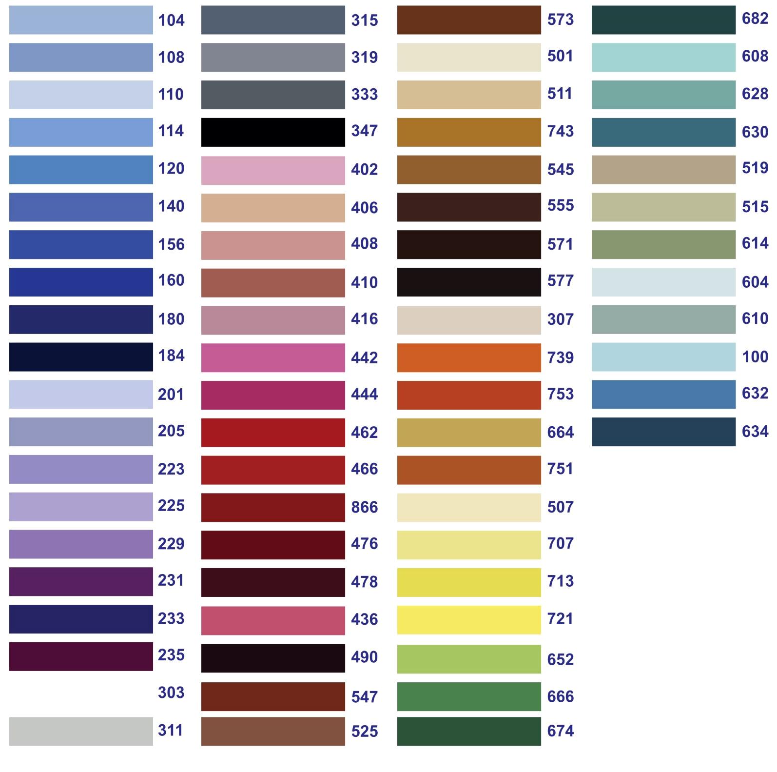 натяжные потолки цветовая гамма лаковые